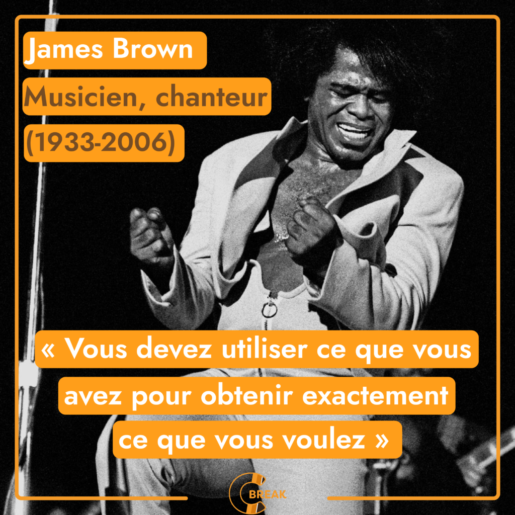 Cacao Break - James Brown